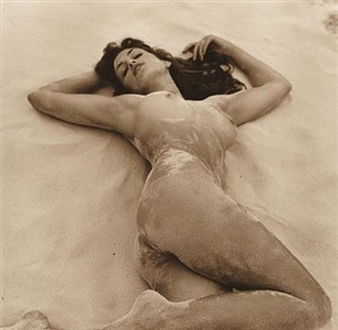 cindy crawford, bahamas by herb ritts