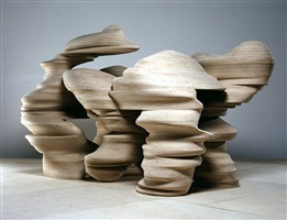 round the block by tony cragg