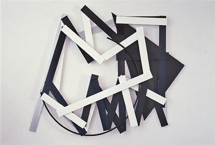 cut-up 9 by imi knoebel