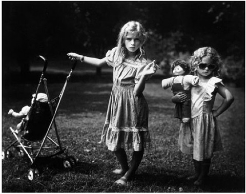 the new mothers by sally mann