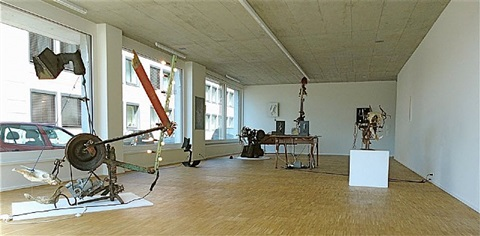 jean tinguely maschinen 1955-1991 by jean tinguely