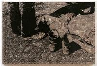 girl lying down by jane hammond