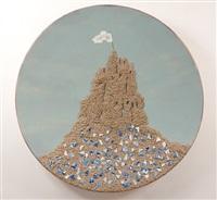 sand castle by adriana varejão