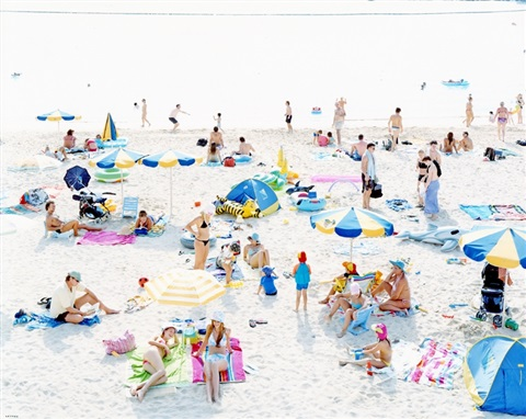 amadores 2 by massimo vitali