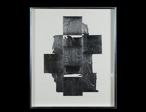 sky shadow by louise nevelson