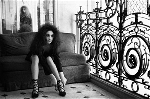celine and the black laced shoes by silas shabelewska