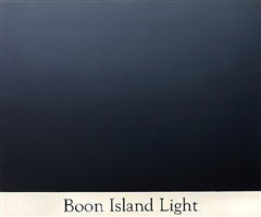 untitled (boon island light 2) by rob reynolds