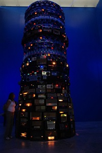babel by cildo meireles