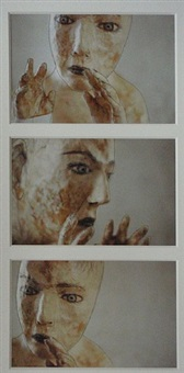 calling 1 by kiki smith