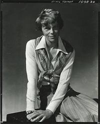amelia earhart by edward steichen