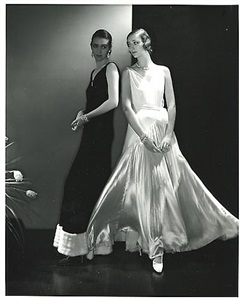 vogue fashion evening by edward steichen