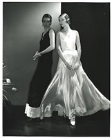 vogue fashion evening by edward steichen