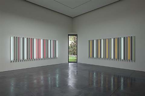 installation view by robert irwin