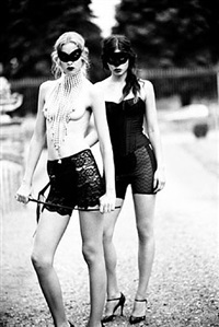 guardians, rouilly le bas (close) by ellen von unwerth