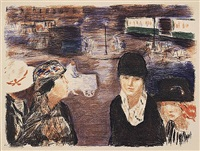 place clichy by pierre bonnard