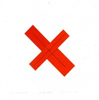 x within x by robert mangold