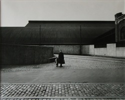 eleanor and barbara, chicago by harry callahan