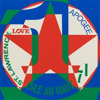 series 1 by robert indiana
