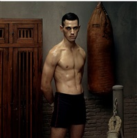hope: portrait 7 by erwin olaf