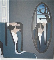 combing by will barnet