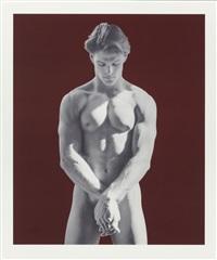 america (complete set of three works) by robert mapplethorpe
