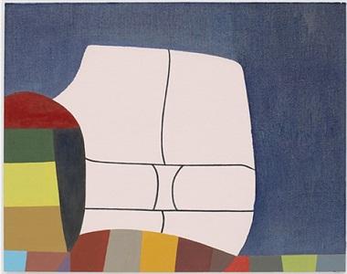 untitled (8-122) (sold) by thomas nozkowski