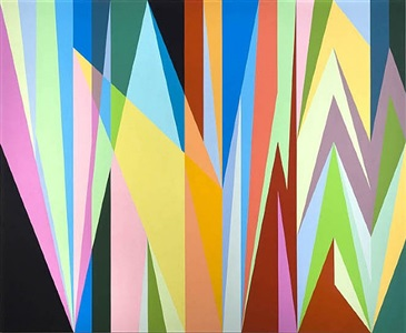 karmic abstraction by odili donald odita