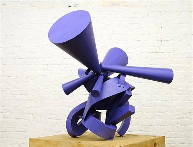 untitled (purple) by thomas kiesewetter