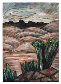 new mexico recollections, no. 7 by marsden hartley