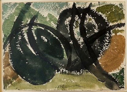 trees by arthur dove