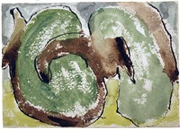 summer orchard by arthur dove