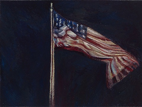 flag by keith mayerson