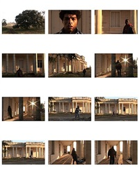 the white house by david claerbout