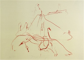 "aus ""hommage à picasso"" by joseph beuys"
