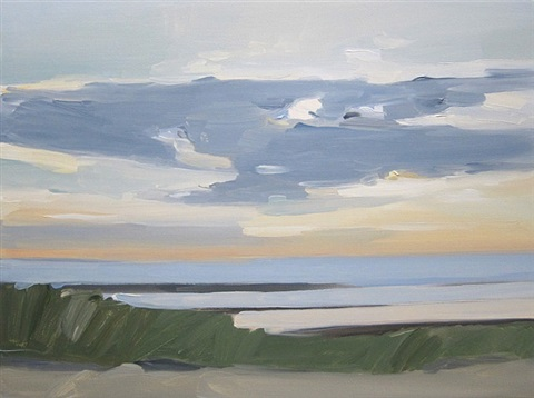 summer storm by maureen gallace