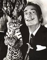 salvador dali by edward pfizenmaier