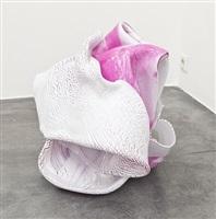 """hanoi #5"" weiss pink by paul schwer"
