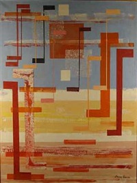 composition by irene rice pereira