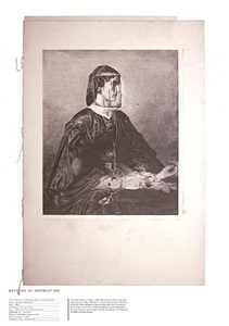 methods of destruction / nanna as virginia or black lady by jana gunstheimer