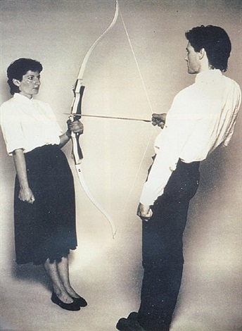 rest energy by marina abramovic