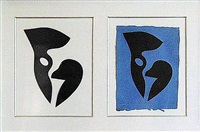 untitled by hans arp