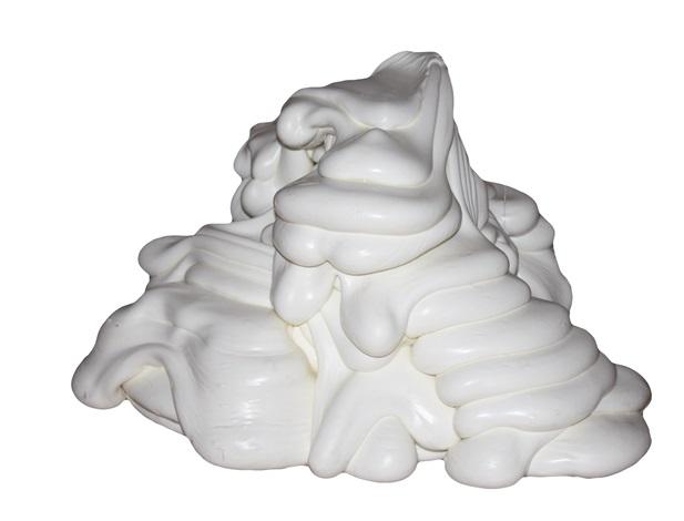 scumak white by roxy paine