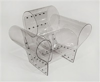 well transparent chair by ron arad