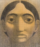 the virgin mary aged 12 by victor newsome
