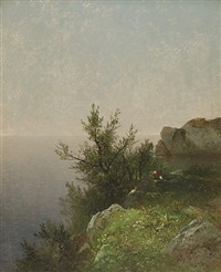 beverly, massachusetts by john frederick kensett