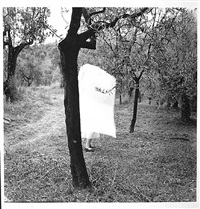 untitled, italy by francesca woodman