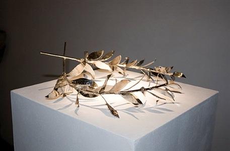 untitled (crown) by marcelo viquez