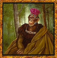 royal monkey by donald roller wilson
