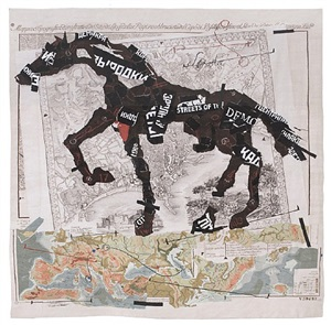 streets of the city by william kentridge
