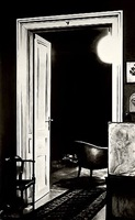 the freud cycle (open door, consulting room to study room) by robert longo